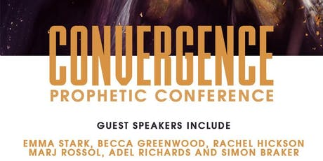 Convergence: National Prophetic Conference tickets