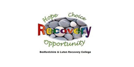 Recovery College Open Day, Leighton Buzzard tickets