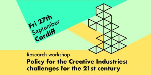 Policy for the Creative Industries: challenges for the 21st century, CWL