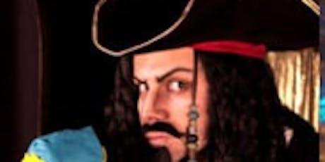 Pirate Activities tickets