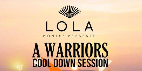 A Warriors Night at Lola Montez, Sligo tickets