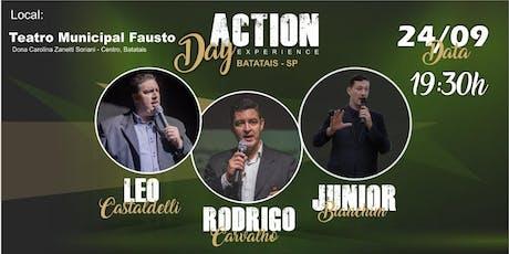 ACTION DAY BATATAIS -  Colocando os seus maiores sonhos em Ação! ingressos