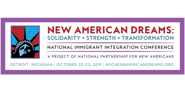 Expo & Advertising — 2019 National Immigrant Integration