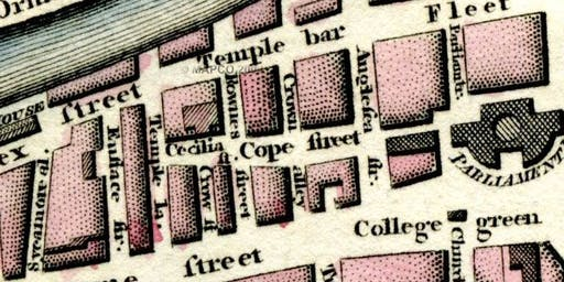 the Great Dublin Decoded Temple Bar Treasure Hunt