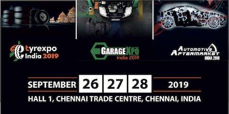 GarageXpo India 2019 tickets