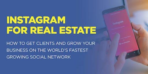 Instagram for Real Estate