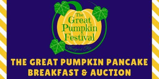 The Great Pumpkin Pancake Breakfast