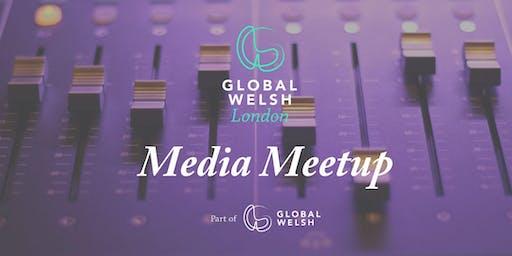 GlobalWelsh London - media meetup
