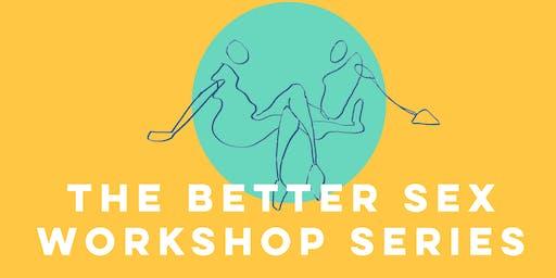 Trauma isn't sexy : Better Sex Workshop Series 3/4
