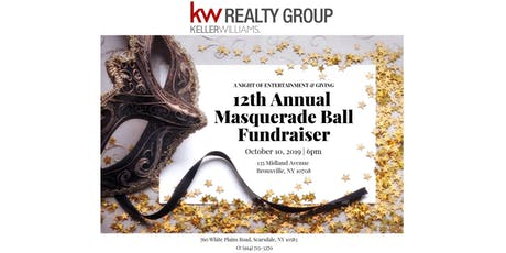 12th Annual Masquerade Ball Fundraiser tickets