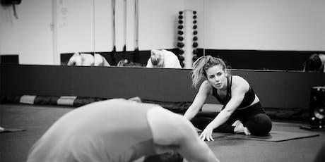 Vinyasa Flow Yoga Beginner Course tickets