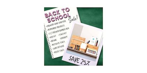 Back-To-School Flash Sale