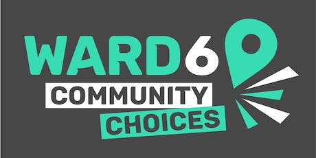 Ward 6 Community Choices funding information session - Shawlands and Strathbungo tickets
