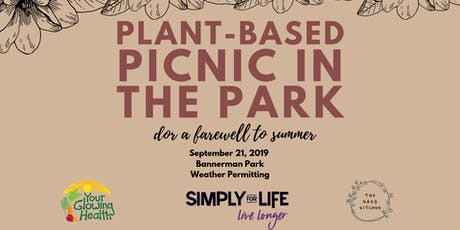 Plant-Based Picnic in the Park tickets