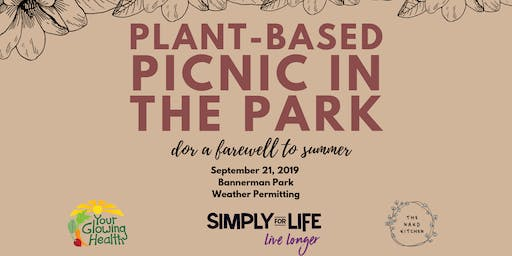 Plant-Based Picnic in the Park
