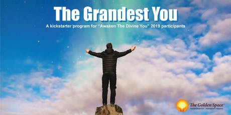 The Grandest You (new ATDY signups only) tickets