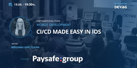 CI/CD made easy in iOS tickets