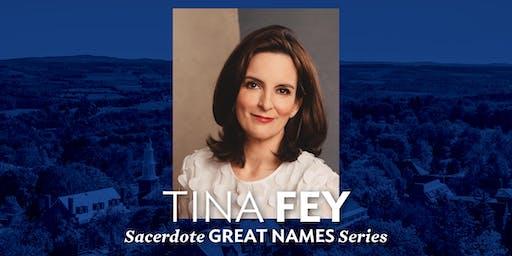 Hamilton College Great Names featuring Tina Fey