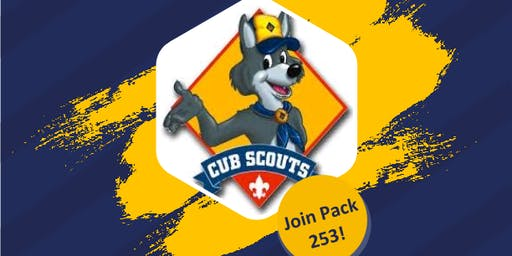 CUB SCOUTS PACK 253 KICKOFF