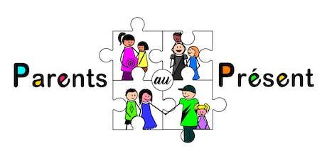 1ière ressource - Aide au parents: Parentalité et monde numérique tickets