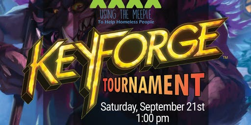 Keyforge Tournament
