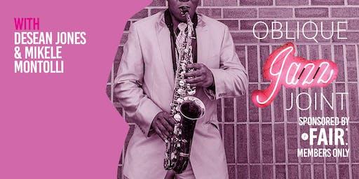 Oblique Jazz Joint: November