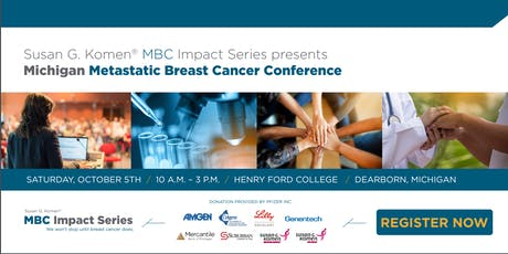 Michigan Metastatic Breast Cancer Conference tickets