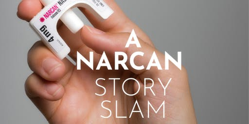 A Narcan Story Slam