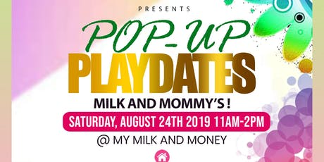 POP-UP PLAYDATE tickets