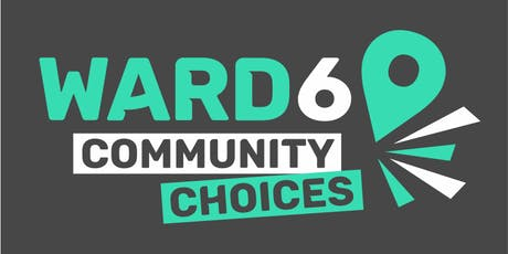 Ward 6 Community Choices funding information session - Pollokshields tickets