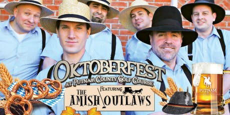 Oktoberfest 2019 at Putnam County Golf Course with the Amish Outlaws! tickets