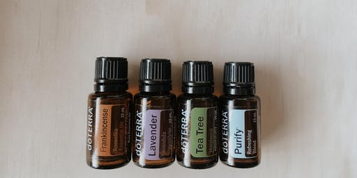 CENTRAL COAST - Essential Oils for Beginners