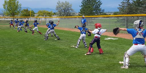 Catchers Throwing Clinic