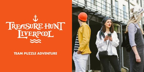 Treasure Hunt Liverpool - The Grand Voyage - 3½ hours tickets