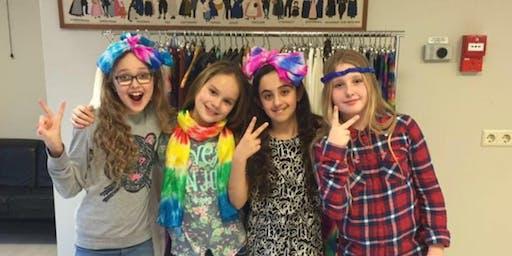 Kids workshop Zijden sjaal verven in je favoriete kleuren