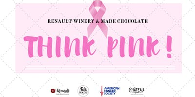 Renault Winery & MADE Chocolate Think Pink!