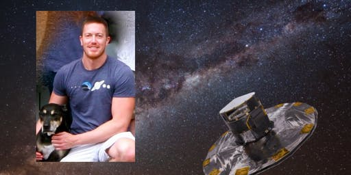 September 2019 Meet the Astronomer - Dyer Observatory's Dr. Billy Teets - Tickets now available!