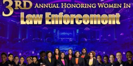 Honoring Women In Law Enforcement tickets