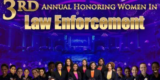 Honoring Women In Law Enforcement