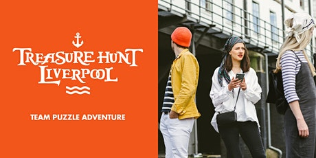 Treasure Hunt Liverpool - The Two Cathedrals - 1½ hours tickets