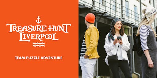 Treasure Hunt Liverpool - The Two Cathedrals - 1½ hours