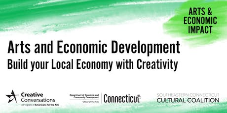 Arts and Economic Development - Build your Local Economy with Creativity tickets