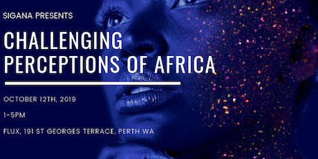 Challenging Perceptions of Africa tickets