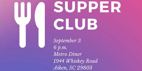 Aiken Young Professionals - Supper Club  tickets