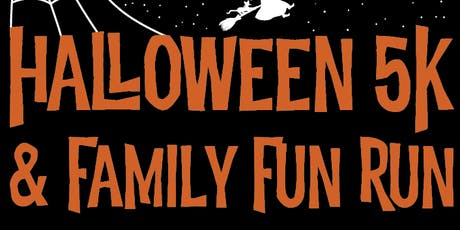 Halloween 5k & Family Fun Run tickets