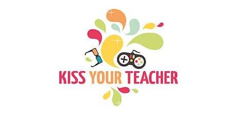 Kiss Your teacher Game Jam 2019 billets