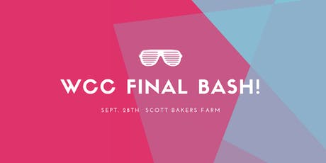 WCC Going Away Bash!  tickets