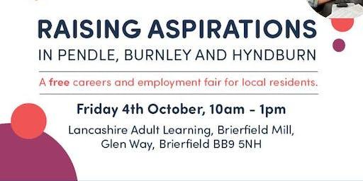 Raising Aspirations in Pendle, Burnley and Hyndburn