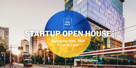 MaRS Startup Open House tickets