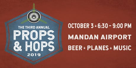 Props & Hops 2019 tickets
